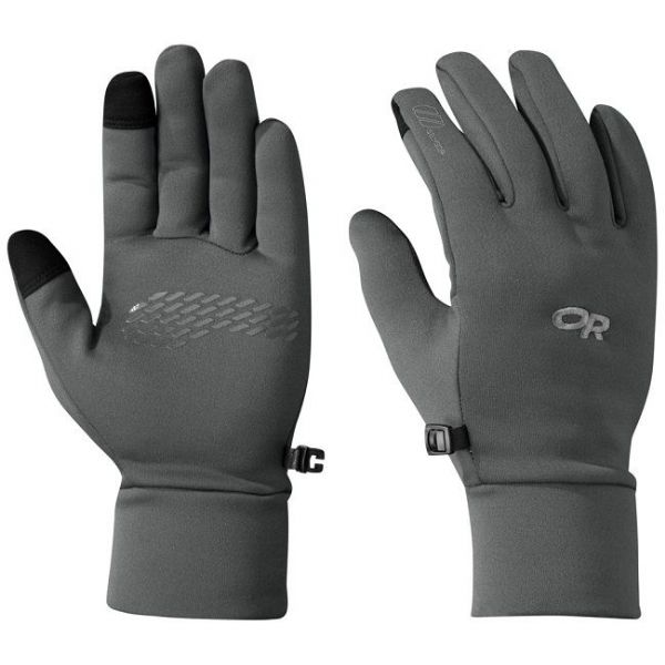 Outdoor Research PL100 Sensor Gloves - Charcoal